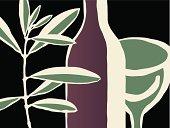 branch/wine
