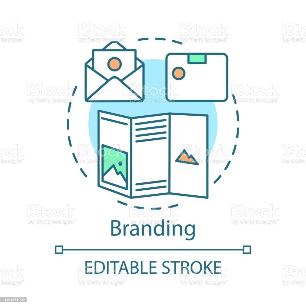 Branding Concept Icon Stock Illustration Download Image Now Istock