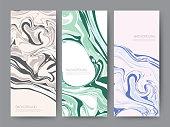 Branding Packageing oil color texuter background, banner voucher, vector illustration