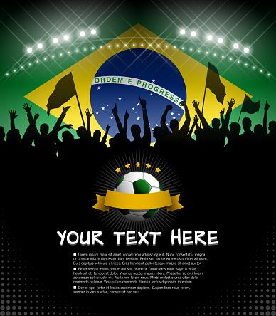 Brazil 2014 flyer