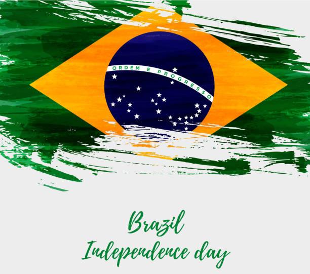 ilustrações, clipart, desenhos animados e ícones de dia da independência do brasil - brazil