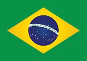 brazil or brazilian flag