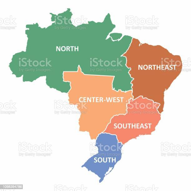 Brazil regions map vector id1098394786?b=1&k=6&m=1098394786&s=612x612&h=mqtonw2hf  ja3nes cifyu9ctqfswcebt4pb1kfbzo=