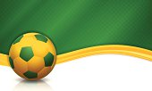 Brazil Soccer Background