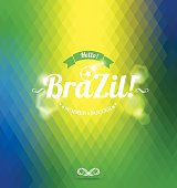 Brazil sport vector illustration