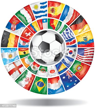 istock Brazil world soccer championship 2014 472377745
