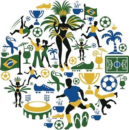 Brazilian Collage