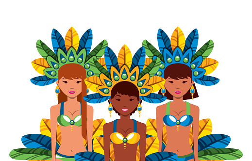 brazilian dancer icon