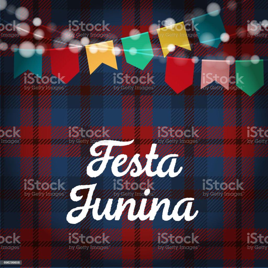 Brasilianische Dekoration brasilianische festa junina grusskarte einladung party dekoration