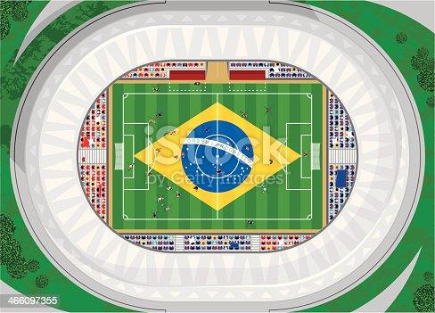 istock Brazilian Football Stadium 466097355