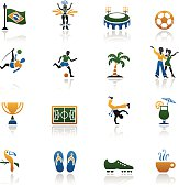 Brazilian Icon Set