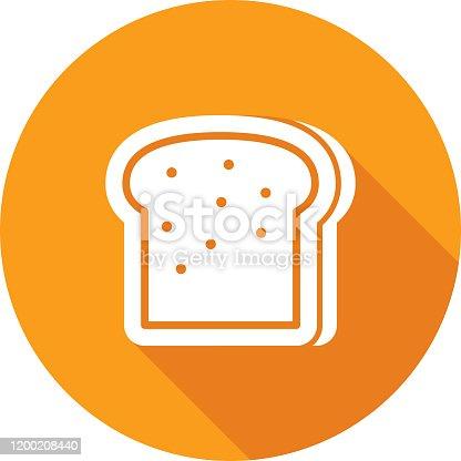 istock Bread Icon Silhouette 2 1200208440