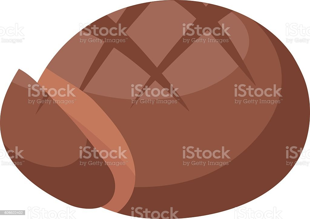 Bread vector illustration. vector art illustration
