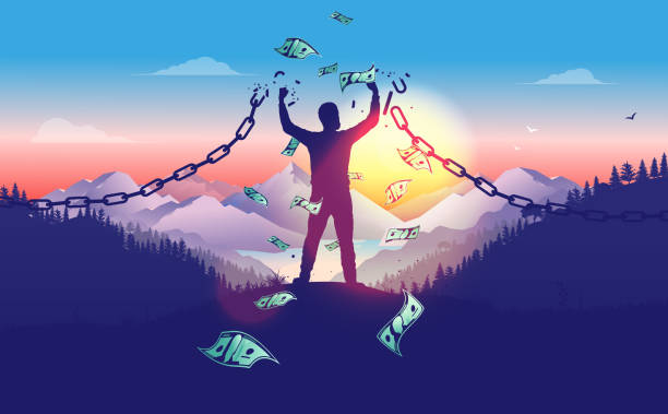 Financial Freedom Vector Art, Icons, and Graphics for Free Download