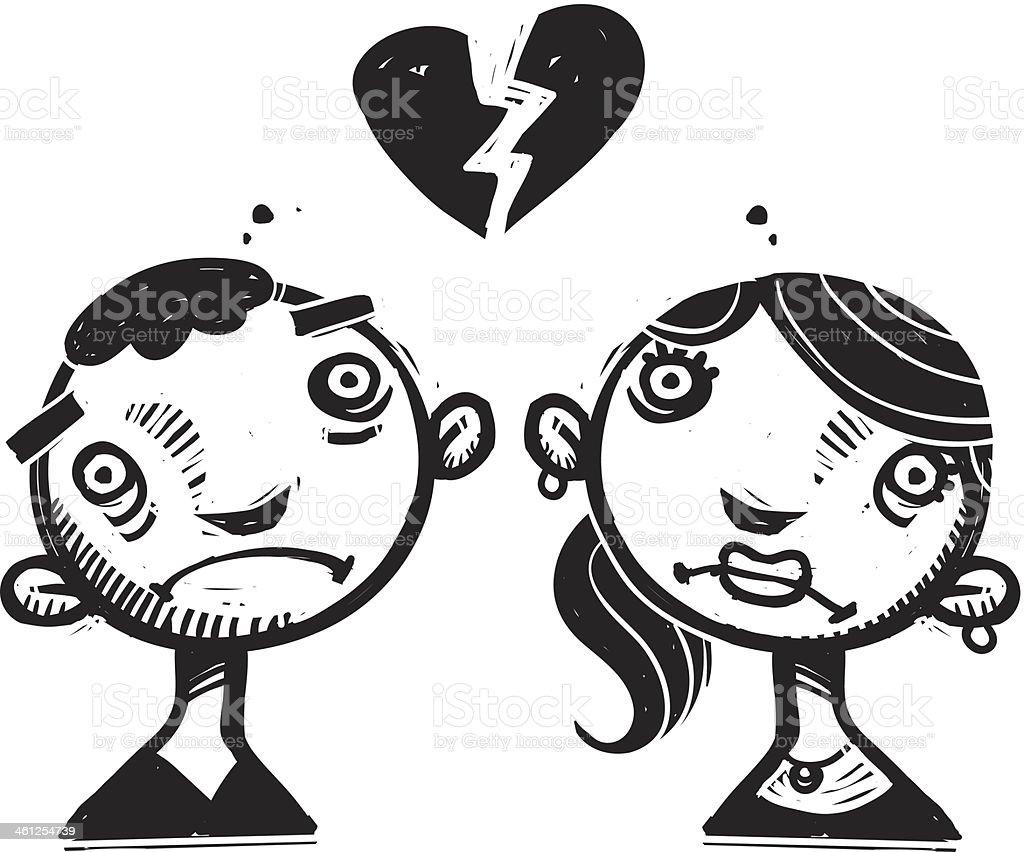 Line Art Couple : Original base pony couple by caecii on deviantart