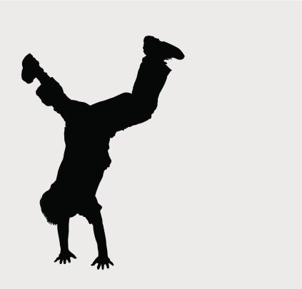 Breakdancer ( Vector )
