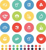 Vector File of Breakfast Icon