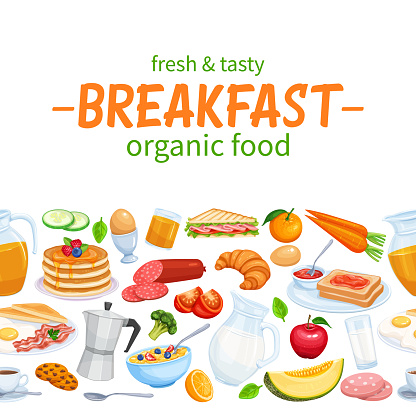 Free Breakfast Cliparts Borders, Download Free Clip Art, Free Clip Art on  Clipart Library