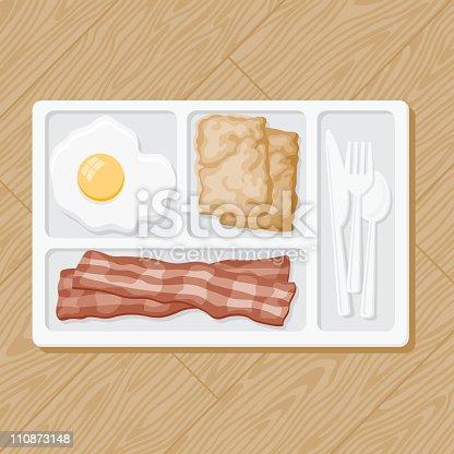 istock TV Breakfast 110873148