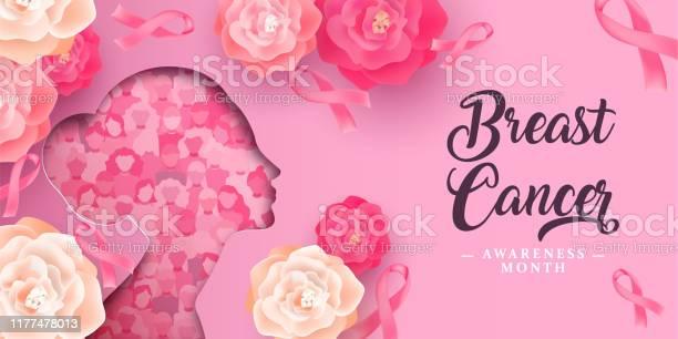 Breast cancer awareness card papercut flower woman vector id1177478013?b=1&k=6&m=1177478013&s=612x612&h=fhh 0mcjavsztmt4kfddgb9yt6amnhm5w5vhuarwlpu=