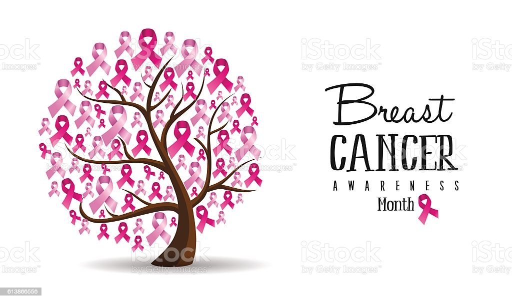 royalty free breast cancer awareness clip art vector images rh istockphoto com breast cancer awareness clip art borders breast cancer awareness clip art borders