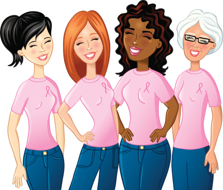 Breast Cancer Awareness Group of Women