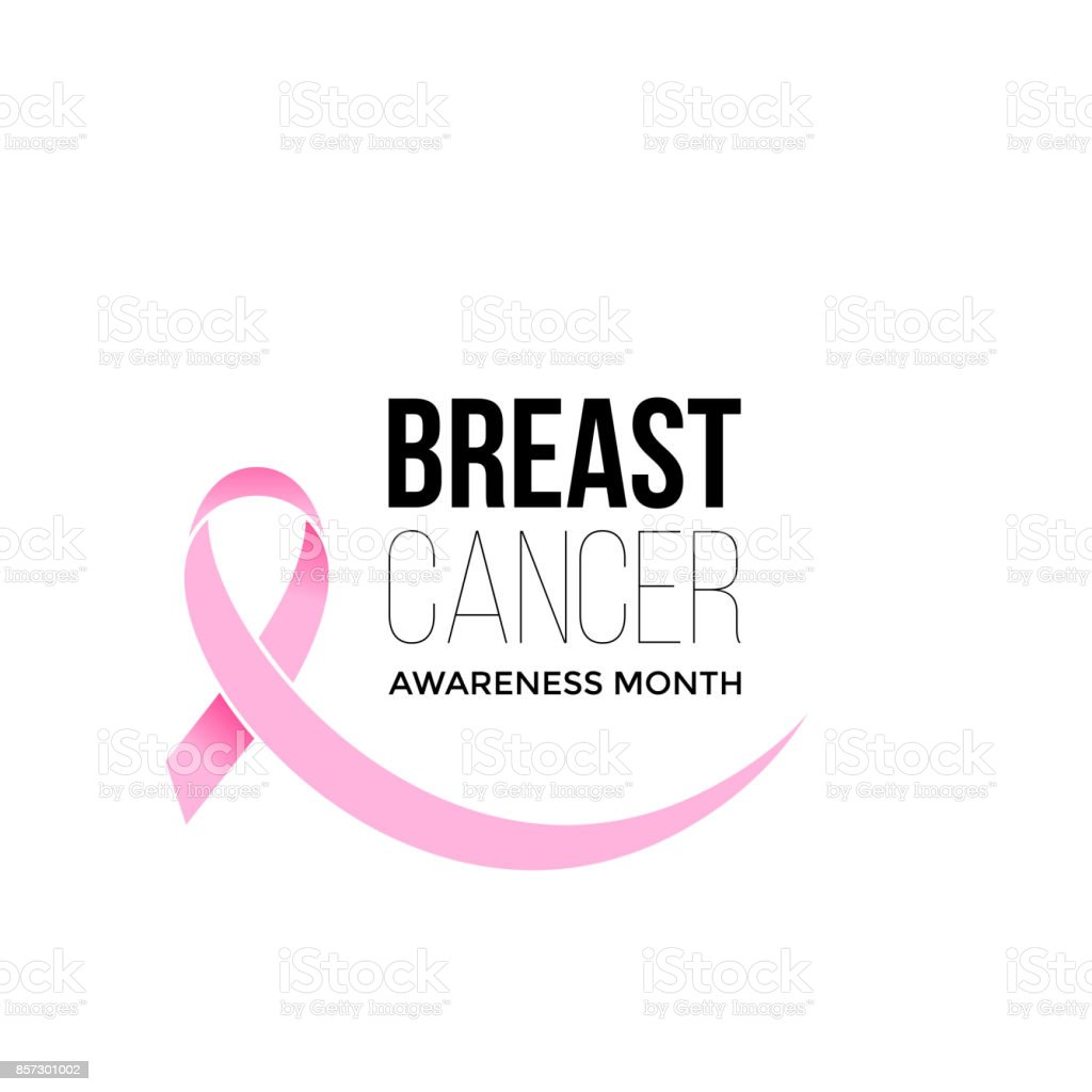 Breast cancer awareness month pink ribbon vector women solidarity breast cancer awareness month pink ribbon vector women solidarity symbol icon royalty free breast cancer biocorpaavc Choice Image