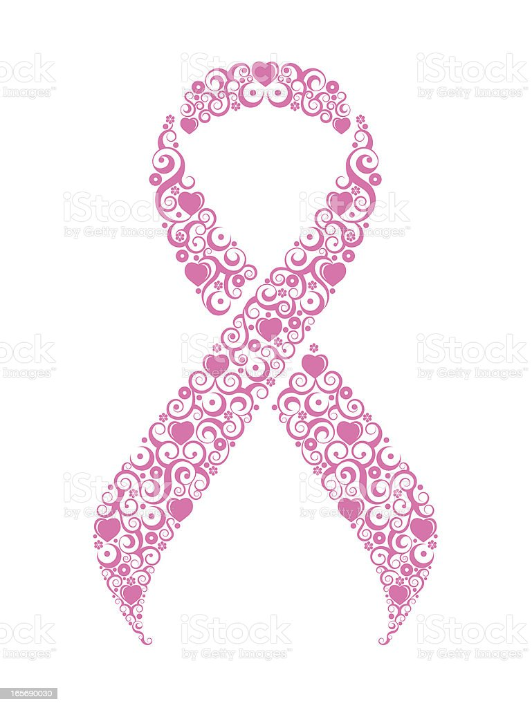 Breast cancer awareness ribbon stock vector art more images of breast cancer awareness ribbon royalty free breast cancer awareness ribbon stock vector art amp biocorpaavc