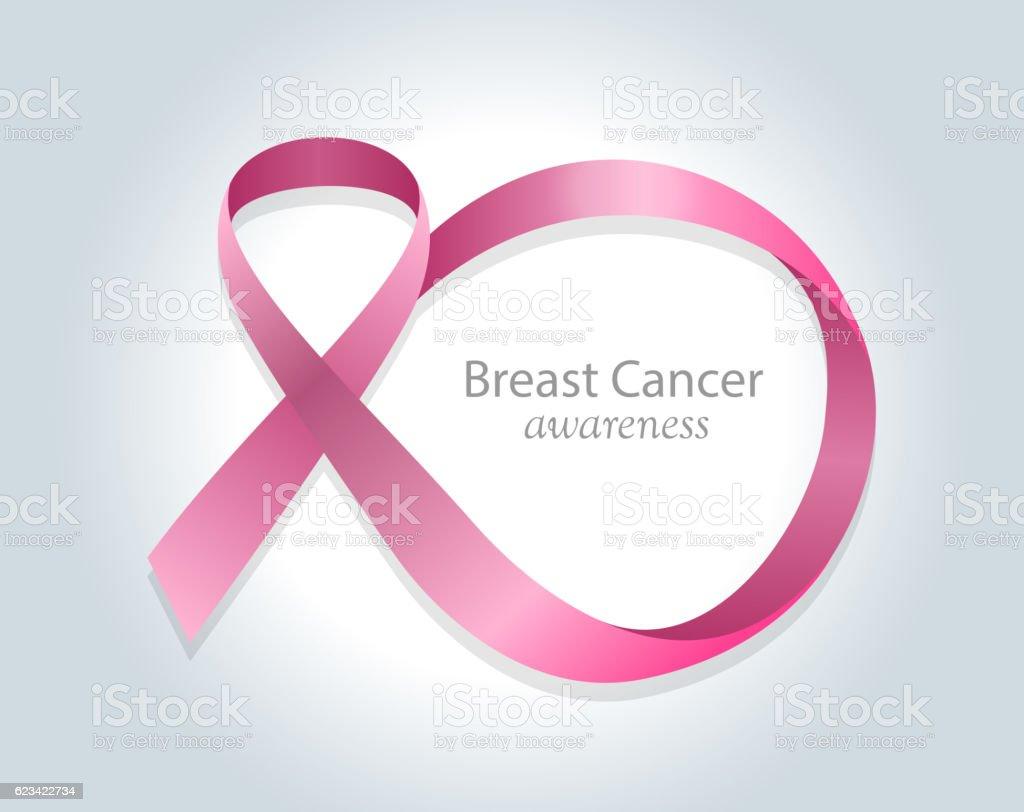 symbole de la lutte contre le cancer du sein stock vecteur libres de droits 623422734 istock. Black Bedroom Furniture Sets. Home Design Ideas