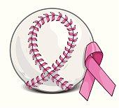 Breast Cancer Baseball