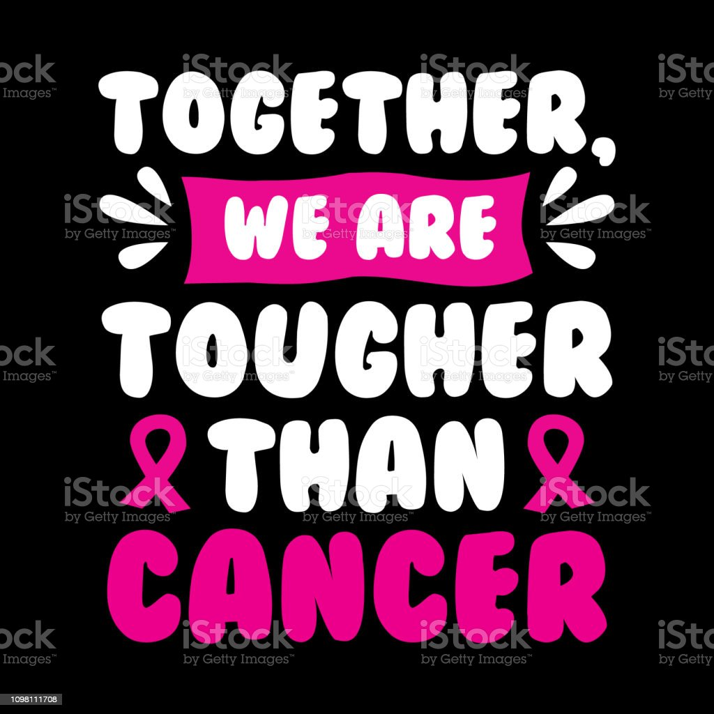 Breast Cancer Quote And Saying 100 Vector Best For Print ...