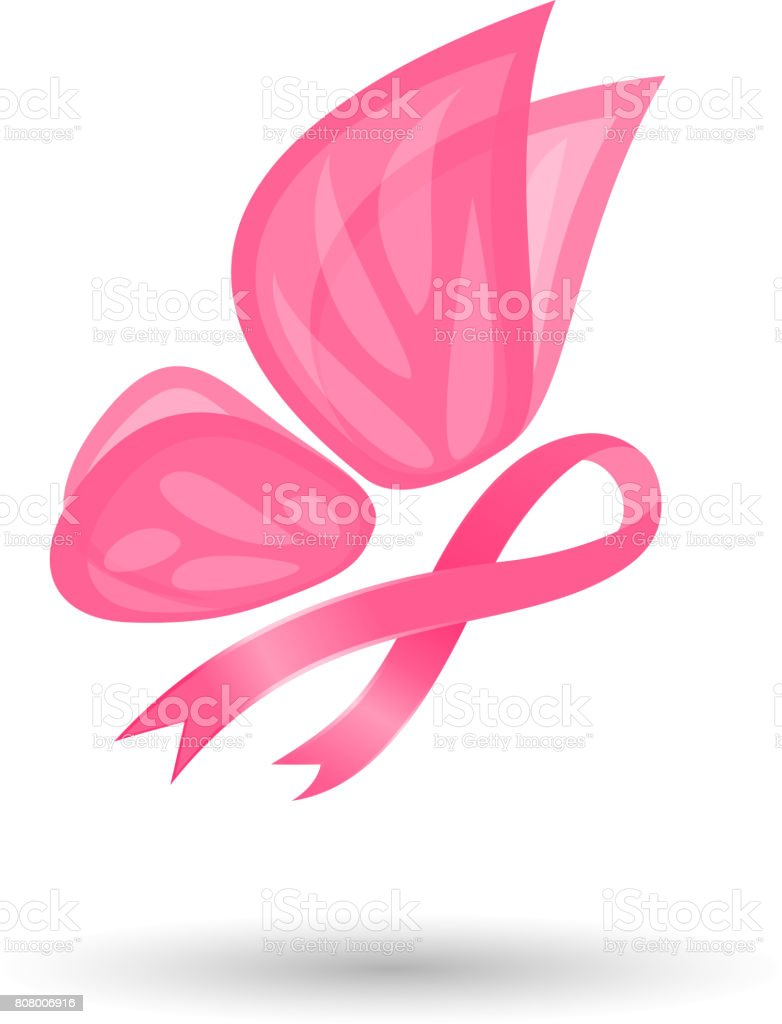 Breast Cancer Symbol Stock Vector Art More Images Of Body Care