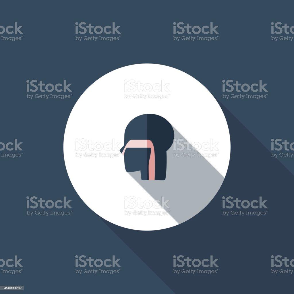 Atem Vektor Illustration 490339282   iStock