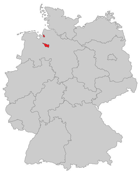 Bremen – Vektorgrafik