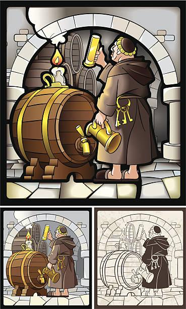 ilustraciones, imágenes clip art, dibujos animados e iconos de stock de brewery_2 - hermano