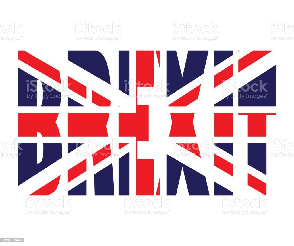 brexit text uk flag vector symbol icon design. Beautiful illustration isolated on white background royalty-free brexit text uk flag vector symbol icon design beautiful illustration isolated on white background stock vector art & more images of backgrounds