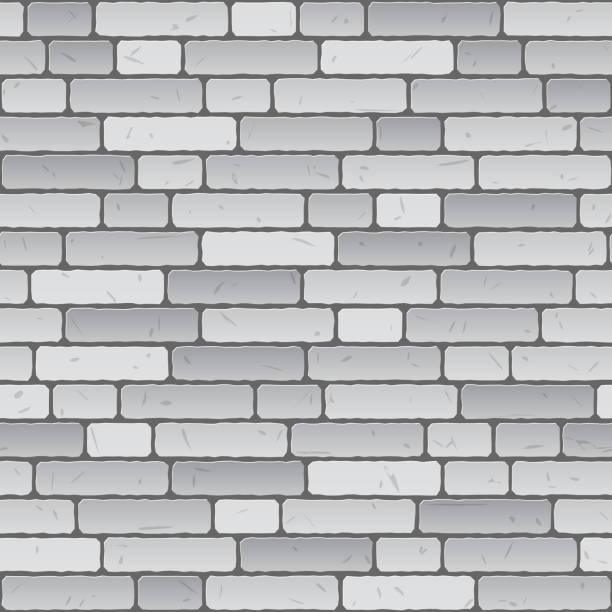 bildbanksillustrationer, clip art samt tecknat material och ikoner med brick wall background - endless - befästningsmur