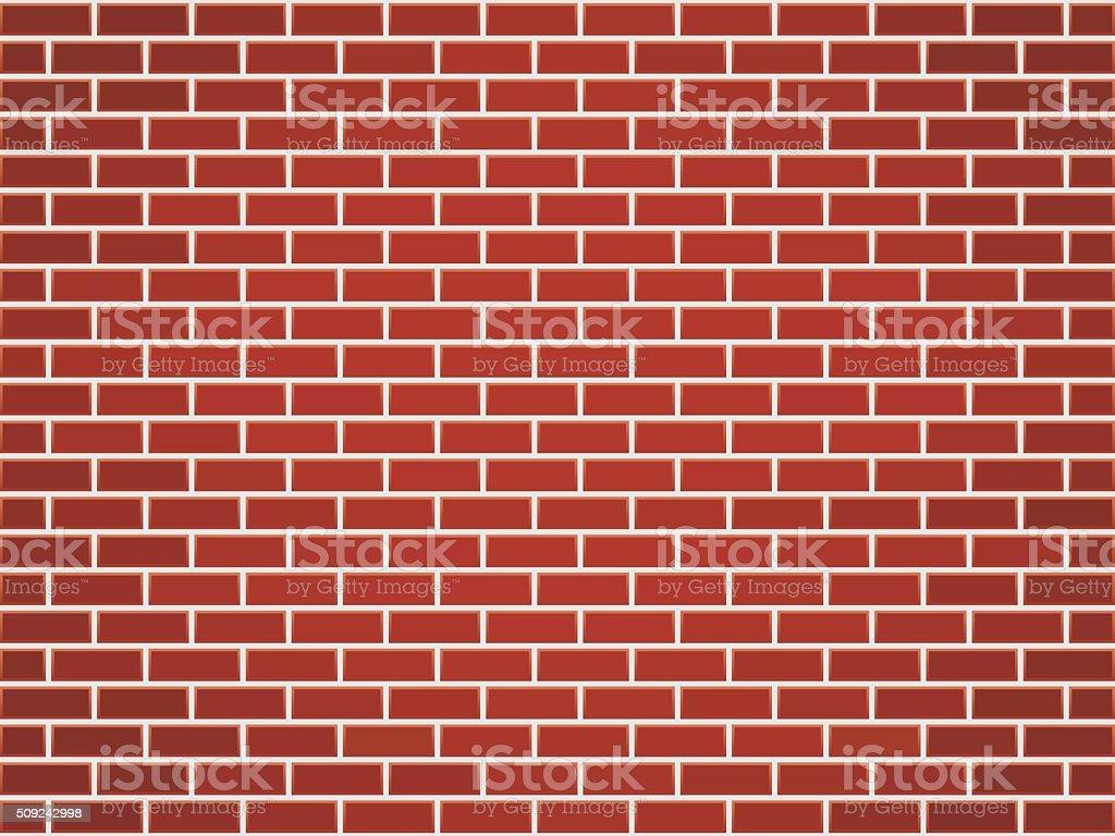 Mur de briques - Illustration vectorielle