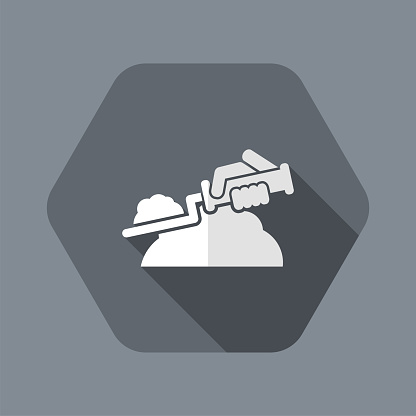 Bricklayer icon
