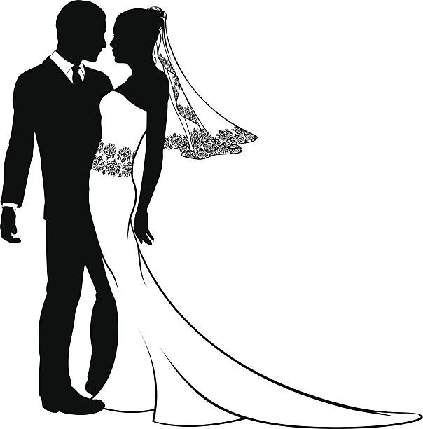 Royalty Free Wedding Dance Clip Art, Vector Images