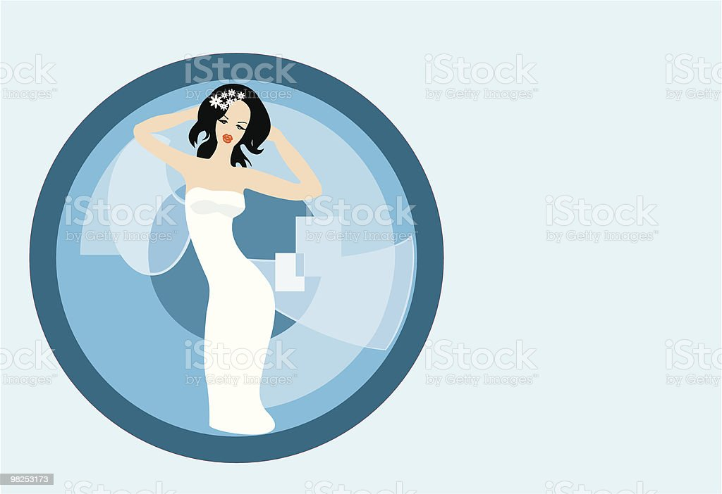 bride royalty-free bride stock vector art & more images of adult