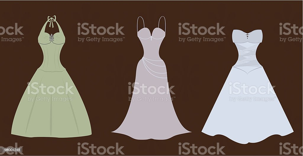 Bridesmaids Gowns royalty-free bridesmaids gowns stock vector art & more images of bridesmaid