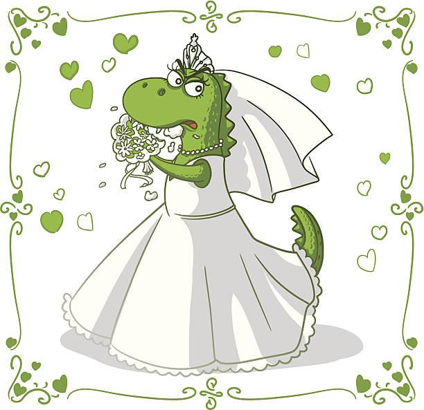 Royalty Free Bridezilla Clip Art, Vector Images