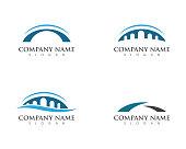 Bridge Logo Template