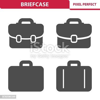 istock Briefcase Icons 926598398