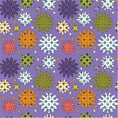 bright abstract ornament