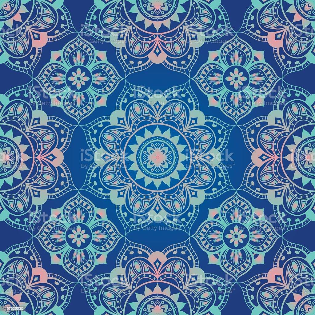 Chambre Lumineuse Bleu Sans Décoration Orientale – Cliparts ...