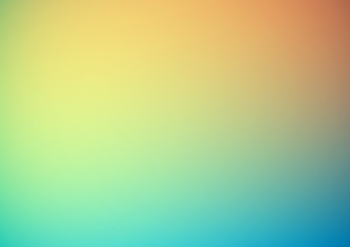 Bright colorful abstract blurry background