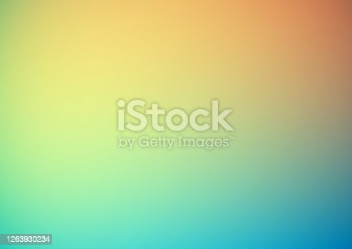 istock Bright colorful abstract blurry background 1263930234