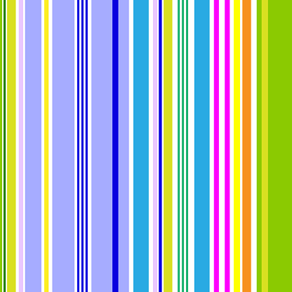 Bright colorful stripes seamless pattern.